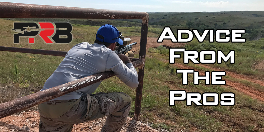 Some great advice on positional shooting from the PRS pros in the series.