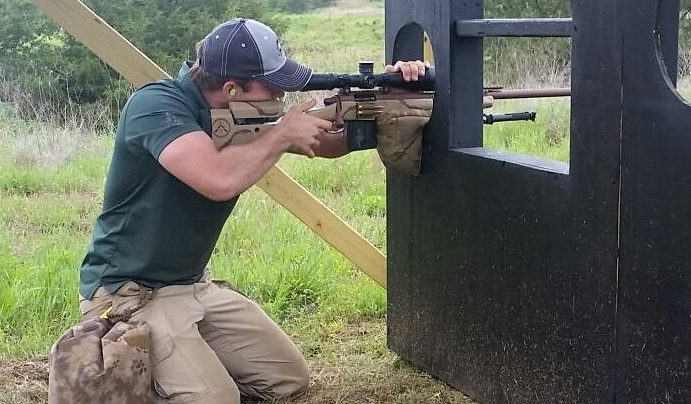 Do you free recoil?  Something new to try next time you are at the range.